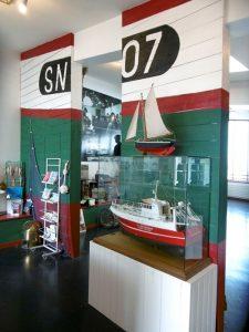 Le musée de la pêche de la Turballe