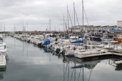 vue panoramique du port