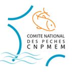 Logo Comité National des Pêches partenaire de Loire Atlantique pêche et plaisance