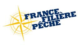 Logo France Filière Pêche partenaire de Loire Atlantique pêche et plaisance