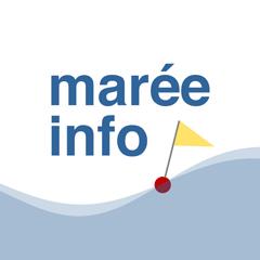 Logo Marée info partenaire de Loire Atlantique pêche et plaisance