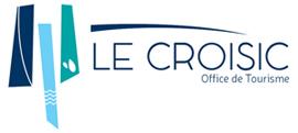 Logo de l'Office du Tourisme de la ville du Croisic