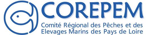 Logo du Comité Régional des Pêches et des Elevages Marins des Pays de Loire