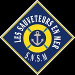 Logo SNSM partenaire de Loire Atlantique pêche et plaisance