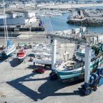 Rentrée laborieuse pour les ports