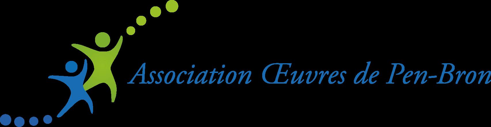 Logo de l'association des oeuvres de pen bron