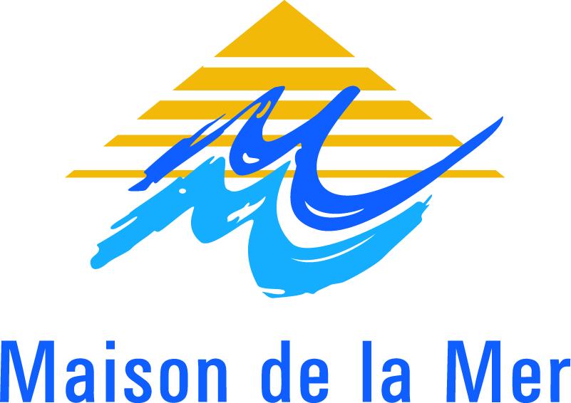 Logo de la maison de la mer