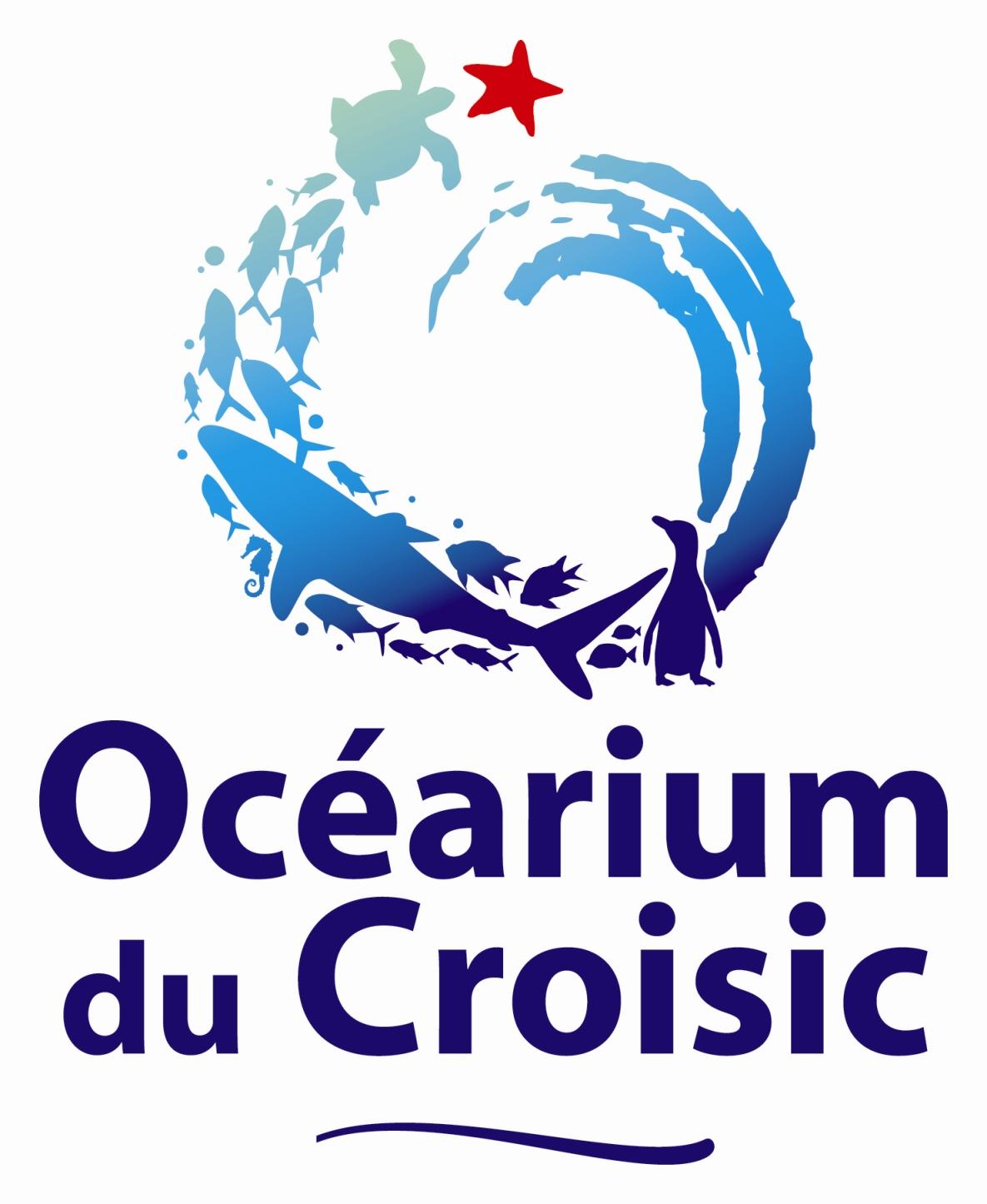 Logo de l'océarium du Croisic