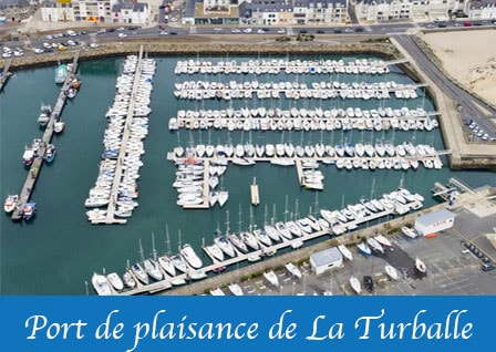 Port de plaisance de la Turballe