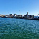 Le Croisic accueille deux nouvelles barges de travail
