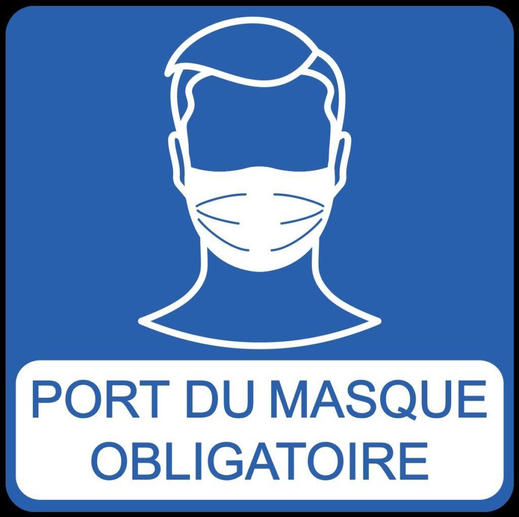 COVID 19 - Port du masque obligatoire sur la commune de La Turballe