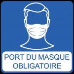 COVID 19 – Port du masque obligatoire sur la commune de La Turballe